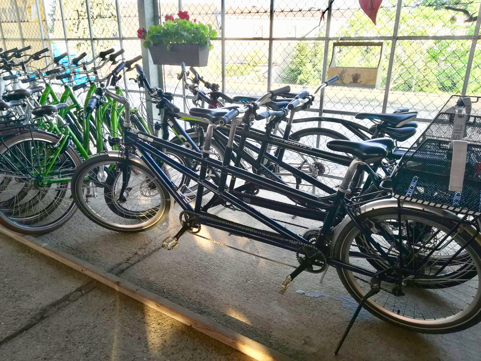 26 Zoll Tandem Fahrrad für 2 Personen Tandemrad Rad 18 Gang